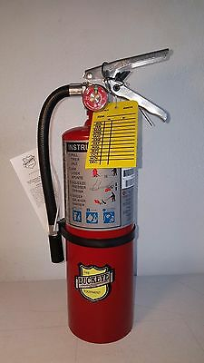 2a 10bc fire extinguisher with wall hook new 2017
