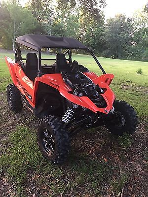 2016 yamaha yxz1000r eps with extended factory warranty for Yamaha extended warranty
