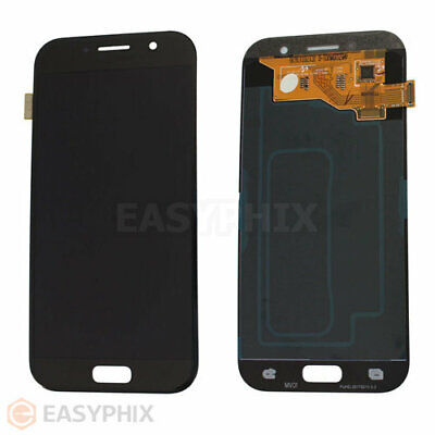 LCD Digitizer Touch Screen Assembly for Samsung Galaxy A5 2017 A520 Black