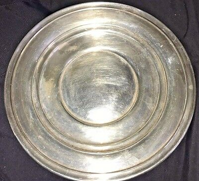 Estate Sterling Silver 165281 Newport 81/4 inches Plate