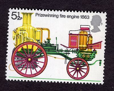 1974 Bicent of Fire Prevention 5.5p SG951 MNH R35308