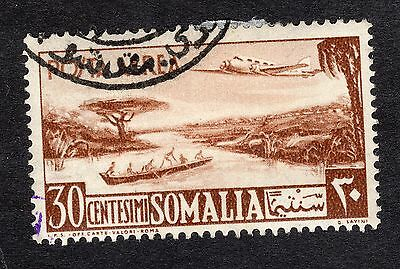 1950 Somalia 0.30 Air SG 244 VERY GOOD USED R18957