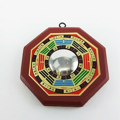 Feng Shui Chinese Lucky Mirror Blessing House Bagua Prevention Improve Location