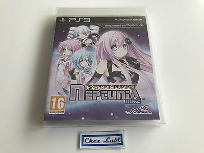 Hyperdimension Neptunia MK2 - Sony PlayStation PS3 - FR - Neuf Sous Blister