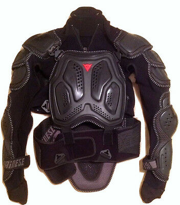 Motorcycle Motor Bike Riding Full Body Armor Biker Protective Gear Wave Pro