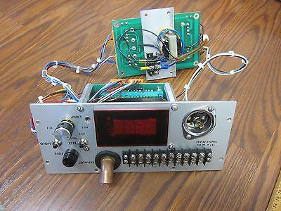 Howell Lab Electrical Test Panel p/n 5401-G501   Eurocopter  Aerospatiale  New