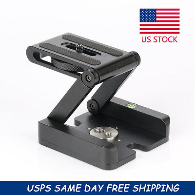 Z Pan Camera Flex Tripod Tilt Stand Mount Holder Head Studio Photo Shoot Bracket