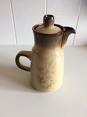 Denby Stoneware Memories Coffee Pot with Lid