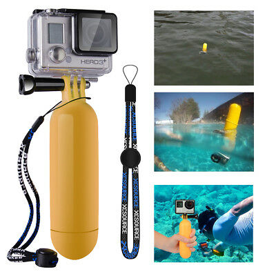 Monopiede Floating Supporto galleggiante Impugnatura per GoPro Hero 3 3+ 4 OS97