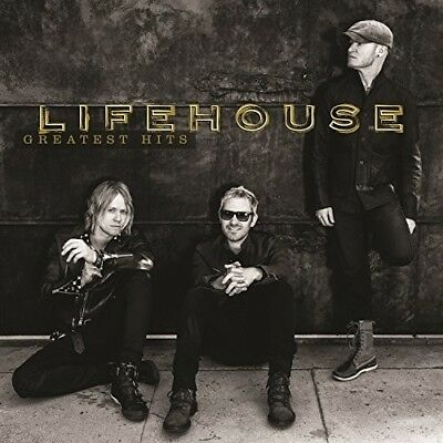 Lifehouse - Greatest Hits [New CD]
