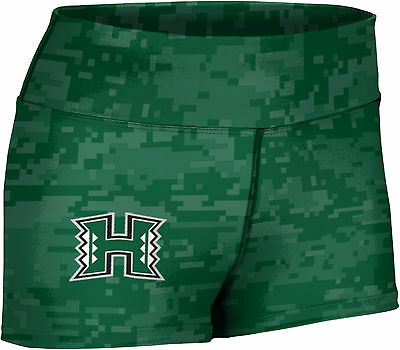 UH ProSphere Women/'s University of Hawaii Maya Boy Cut Short