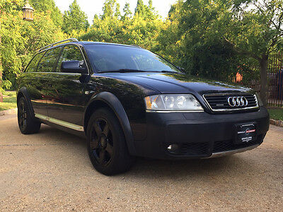 2004 Audi Allroad Base Wagon 4-Door low mile free shipping warranty clean carfax 1 owner awd 4x4 wagon cheap