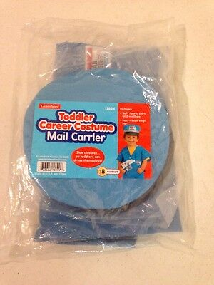 Lakeshore Toddler Career Costume Mail Carrier-18M