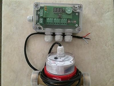 """Metering Pump Controller 3/4"""" proportional dosing for Stenner Peristaltic pump"""