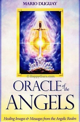 """""""oracle Of The Angels Set"""" By Mario Duguay (Oracle)"""