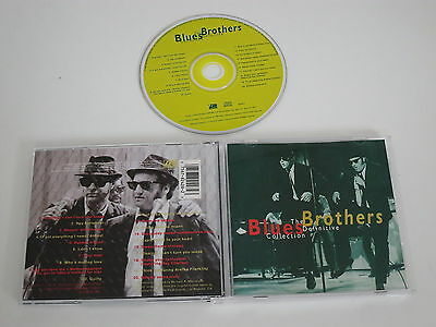 Blues Brothers / The Definitive Collection (Atlantic 7 82428-2) CD Album