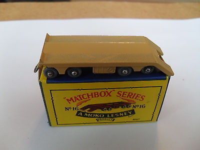 RARE MATCHBOX LESNEY RW 1-75 No 16 ATLANTIC TRANSPORTER VN MINT IN EXCELLENT BOX