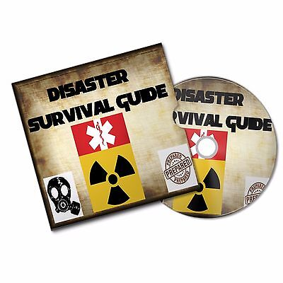 How To Survive A Nuclear War Ultimate Survival Disaster Crisis Guides Doomsday