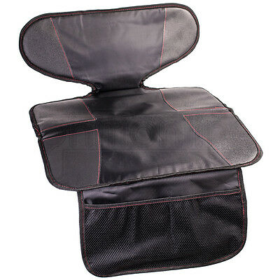 Baby Child Booster Car Seats Protector Cushion Grip Cover Organiser Pocket