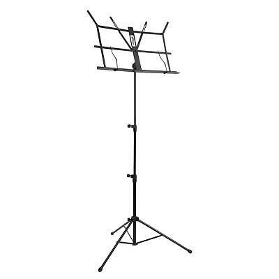 Folding Music Stand - Portable Sheet Music Tripod Stand