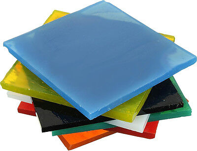 Opal Squares Fusing Glass Mixed