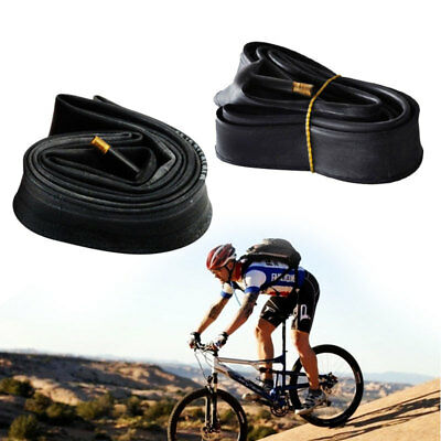20 inch Bike Inner Tube 20x1.75-2.125 Bicycle Rubber Tire Interior BMX(US Mouth)