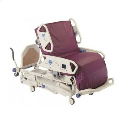 Refurbished Hill-rom Total care Sport SPO2rt P1900 Hospital Bed + Air mattress