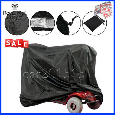 Extra Large Mobility Scooter Storage Rain Cover Waterproof Disability UK FAST