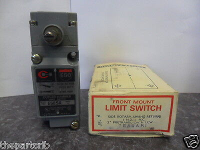 New Cutler Hammer Eaton  E50BR1 Limit Switch  Current Series (  A2  ) NIB