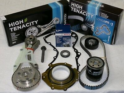 Ford Mondeo 1.8 Diesel Tdci Timing Belt Kit And Lower Wet Belt Kit And Gaskets