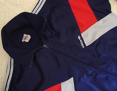 JACKET vintage 80's ADIDAS  tg.XL  made in USA   RARE