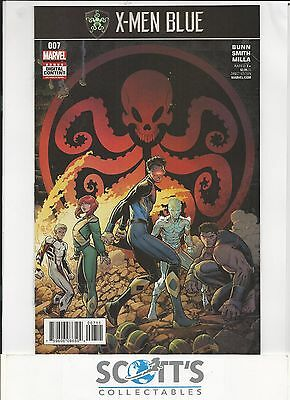 X-Men Blue #7 New  (Board & Bagged) Freepost