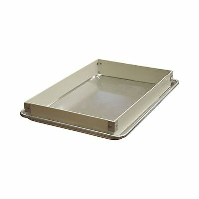 "MFG Tray 176701 1537 Half-Size Open 12"" x 18"" Pan Extender"