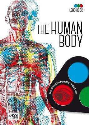 Lens Book - The Human Body - Junior Free Shipping!