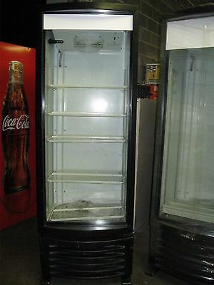 Criotec Cfx-11 Commercial Glass Door Refrigerator Merchandiser Cooler
