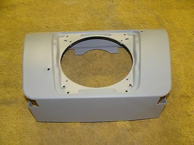 1959-1960 Chevy rear seat speaker housing