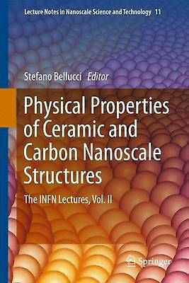 Physical Properties of Ceramic and Carbon Nanoscale Structures: The Infn Lecture