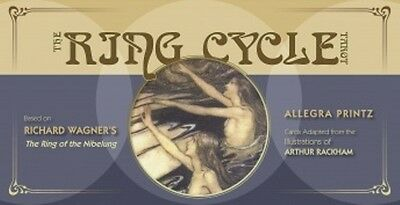 NEW The Ring Cycle Tarot Cards Deck Allegra Printz