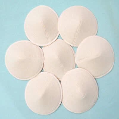 New Breast Pads Washable Reusable Baby Nursing Pad Breastfeeding Cover 1/6/10PC