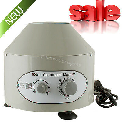 CA Big Capacity Electric Centrifuge Machine 4000rpm Lab Medical Practice Widely