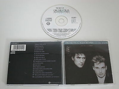 Orchestral Manoeuvres in the dark / the Best of Omd (Virgin CDOMD1) CD Album