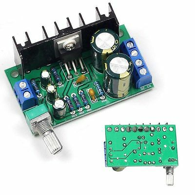 DC 12-24V 5W-120W TDA2050 Mono Channel Audio Power Amplifier Board Module kit