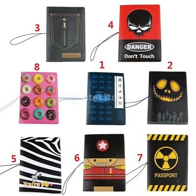 Travel Accs Bag Wallet Purse Organiser Cover for Passport Tickets ID Holder