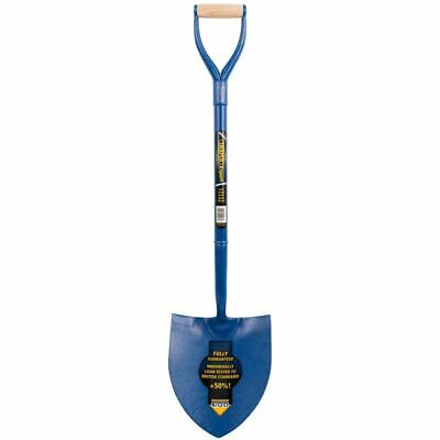 Draper Contractors Solid Forged Round Mouth Shovel 15071
