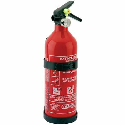 Draper 1kg Dry Powder Fire Extinguisher 22185