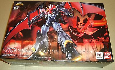 Super Robot Chogokin Mazinkaiser Skl Final Count Version Bandai 2016