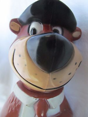 Vintage Knickerbocker 1960's YOGI BEAR Hanna Barbera Coin Bank Original Paint