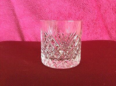 Tyrone crystal Whisky Glass / tumblers - 5 Available