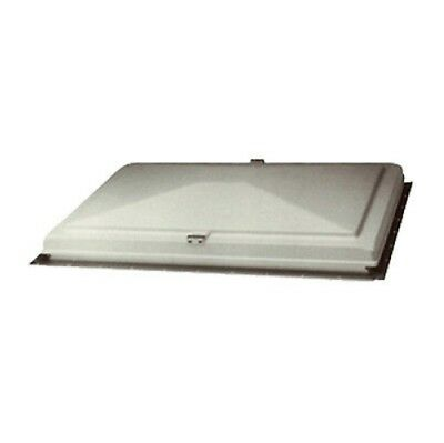 "HENGS 90008-C1- Roof Vent Lid 15"" X 22"" White"