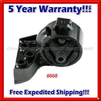 S568 Fits 2000-01 Infiniti I30 Front Engine Motor Mount w//Sensor Wire for MANUAL